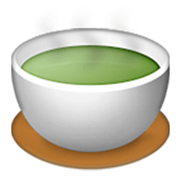 Teacup Without Handle Emoji