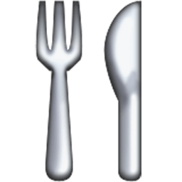 Image result for emojis knife and fork png