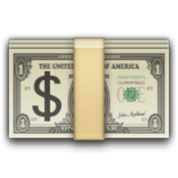 Banknote With Dollar Sign