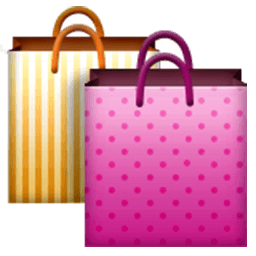 Shopping Bags Emoji