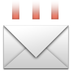 Incoming Envelope Emoji
