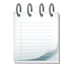 Spiral Note Pad Emoji