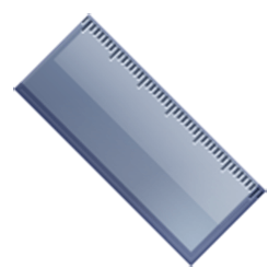 Straight Ruler Emoji