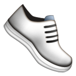 Athletic Shoe Emoji