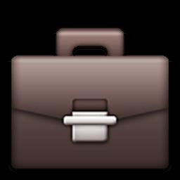 Briefcase Emoji