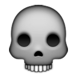 Skull Emoji