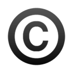 Copyright Sign Emoji
