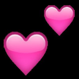 Two Hearts Emoji