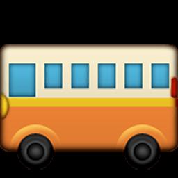Bus Emoji