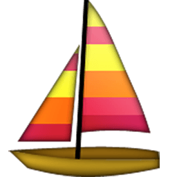 Sailboat Emoji