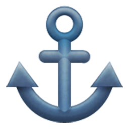 Anchor Emoji