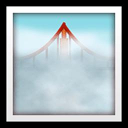 Foggy Emoji