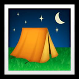 Tent Emoji