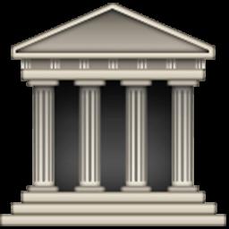 Classical Building Emoji