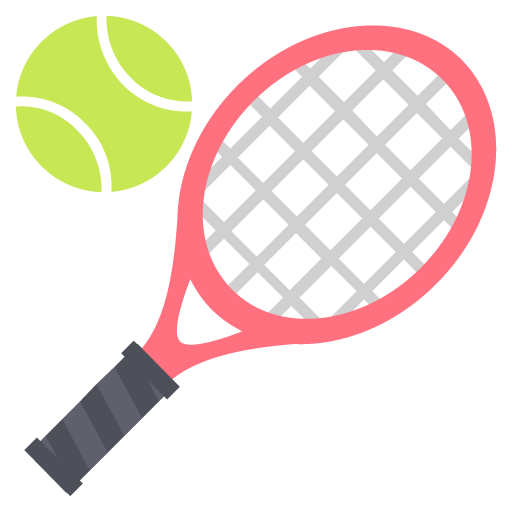 Tennis Racquet And Ball Emoji
