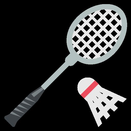 Badminton Racquet Emoji