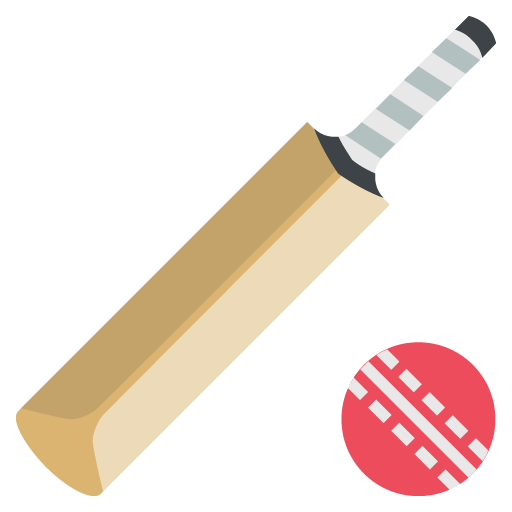 Cricket Bat And Ball Emoji