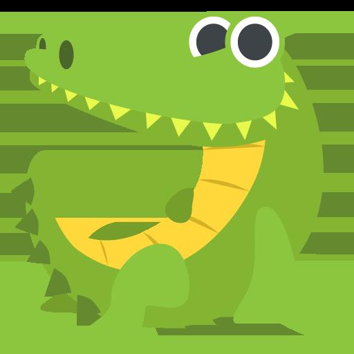 Crocodile Emoji