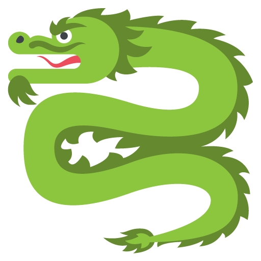 Dragon Emoji