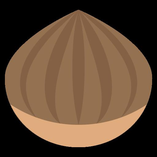 Chestnut Emoji