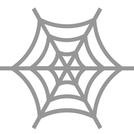 Spider Web Emoji