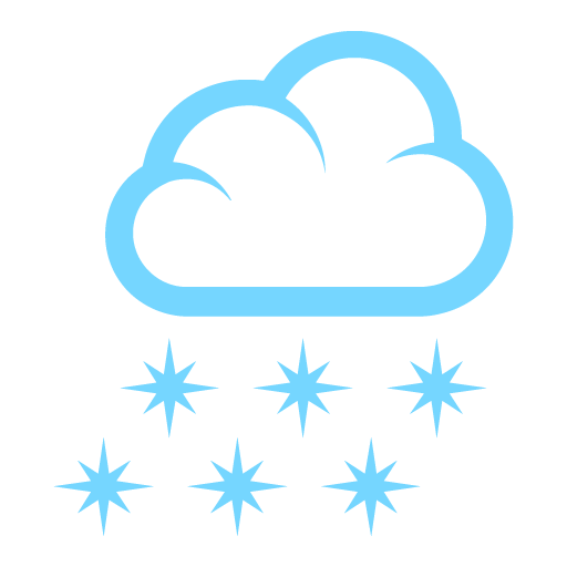 Cloud With Snow