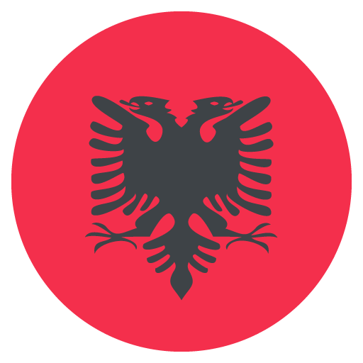 Flag Of Albania Emoji