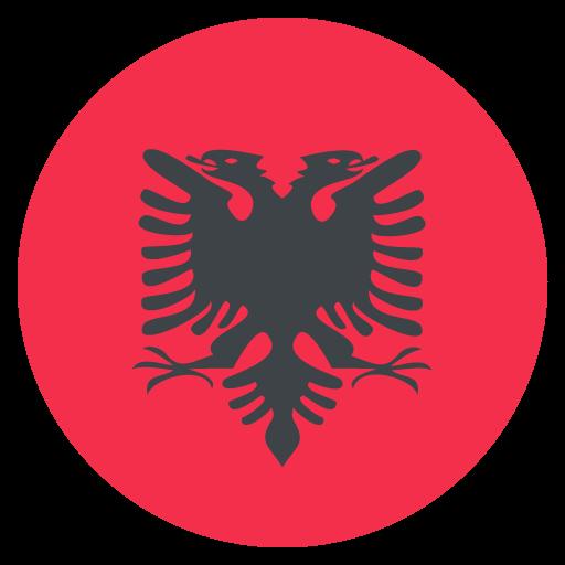 Albania Flag Emoticon
