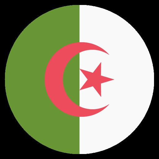 Flag Of Algeria Emoji