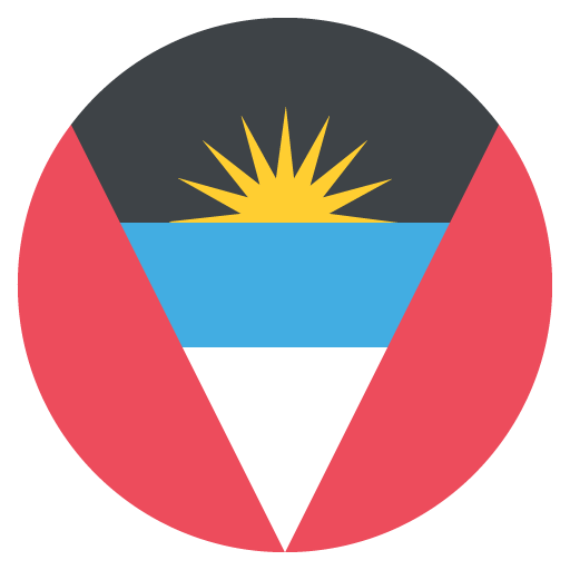 Flag Of Antigua And Barbuda Emoji