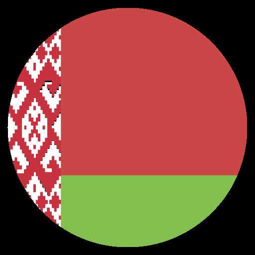 Flag Of Belarus Emoji