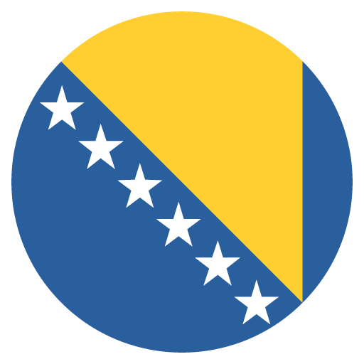 Flag Of Bosnia And Herzegovina Emoji