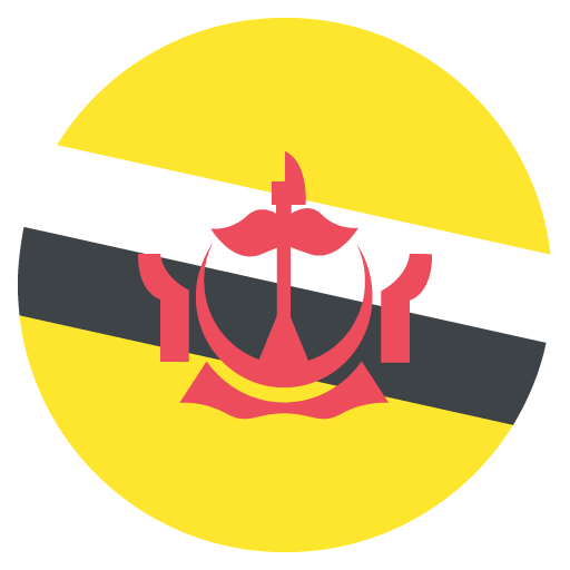 Flag Of Brunei Emoji
