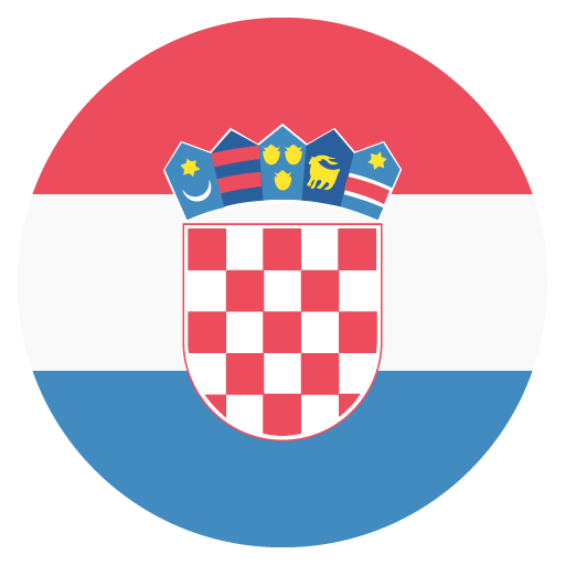 Flag Of Croatia Emoji