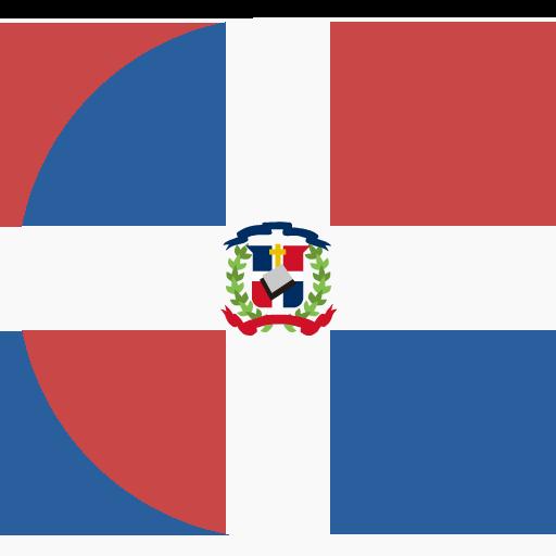 Flag Of The Dominican Republic Emoji