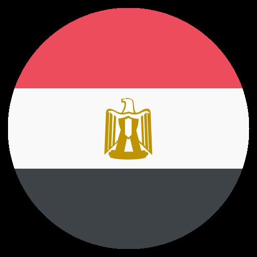 Flag Of Egypt Emoji
