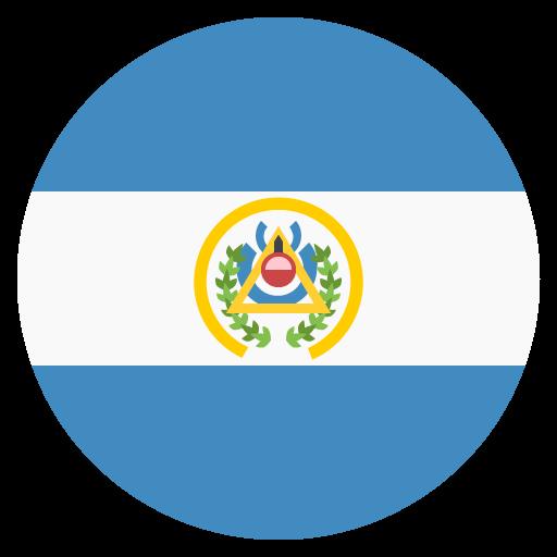 Flag Of El Salvador Emoji