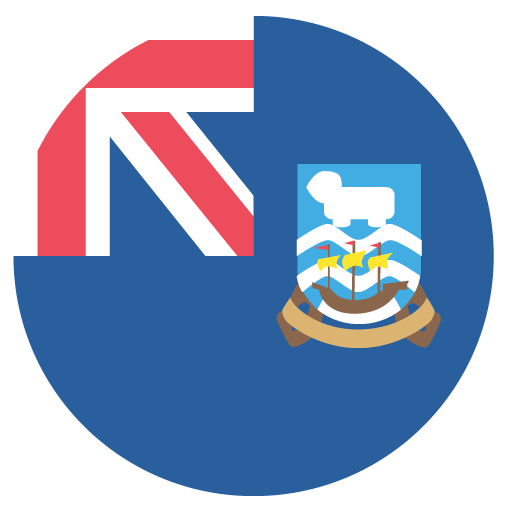 Flag Of Falkland Islands Emoji