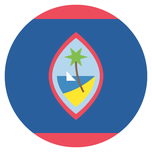 Flag Of Guam Emoji