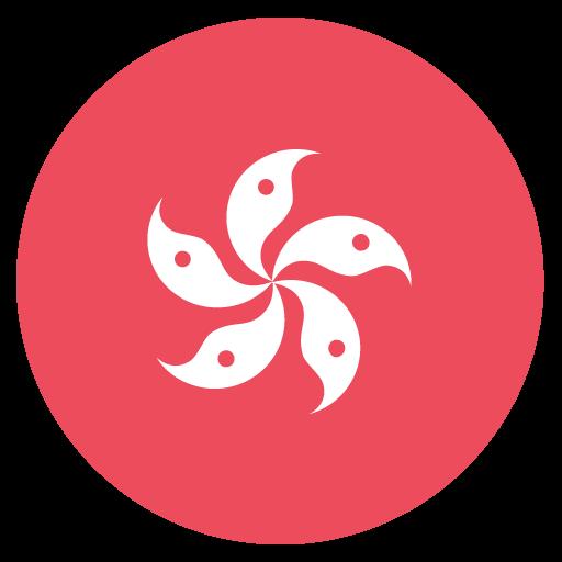 Flag Of Hong Kong Emoji
