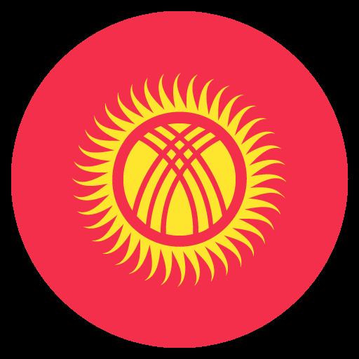 Flag Of Kyrgyzstan Emoji