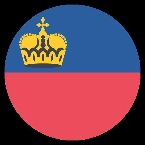 Flag Of Liechtenstein Emoji