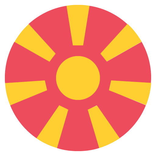 Flag Of Macedonia Emoji