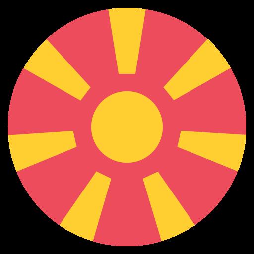Flag Of Macedonia Emoji