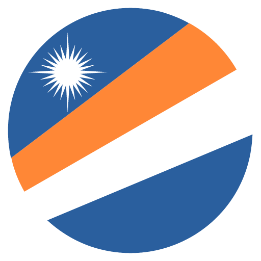 Flag Of The Marshall Islands Emoji