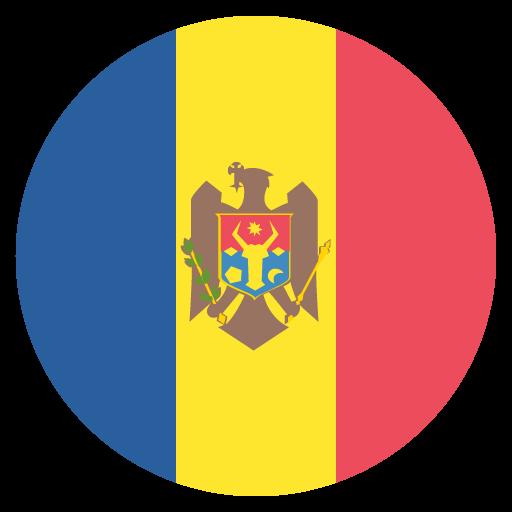 Flag Of Moldova Emoji
