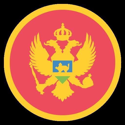 Flag Of Montenegro Emoji