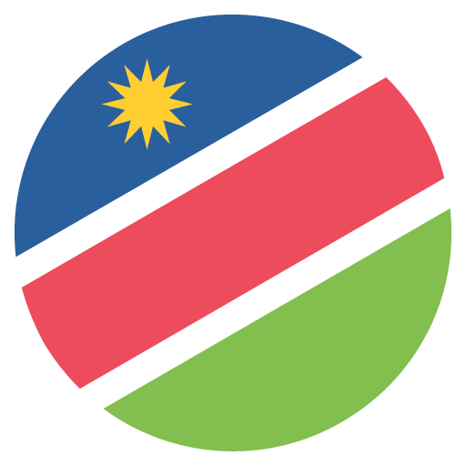 Flag Of Namibia Emoji