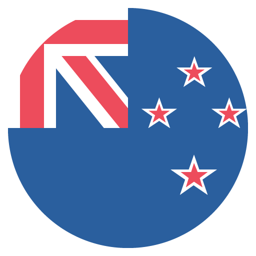 Flag Of New Zealand Emoji