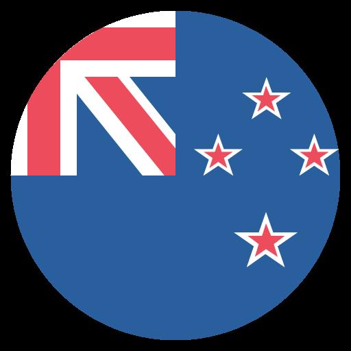 Flag Of New Zealand Emoji